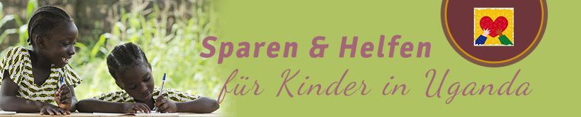 Sparen & Helfen