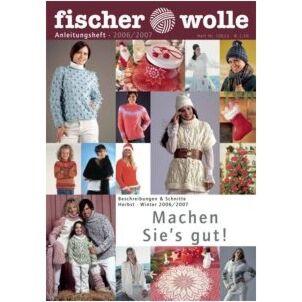 """Anleitungsheft """"Herbst/Winter 06/07"""""""