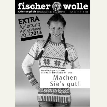 """Anleitungsheft """"Herbst / Winter 2012/2013"""""""