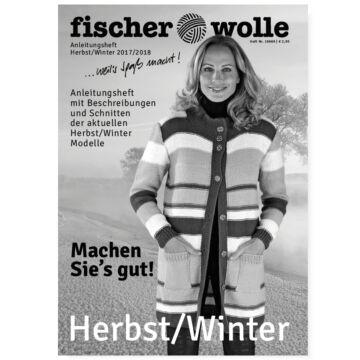 """Anleitungsheft """"Herbst/Winter 2017/2018"""""""