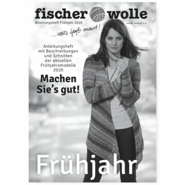 "Anleitungsheft ""Frühjahr 2020"""