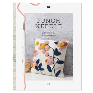 """Heft """"Punch Needle"""""""