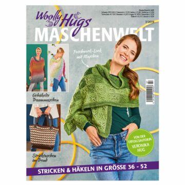 "Heft ""Woolly Hugs Maschenwelt 07/2019"""