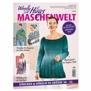 "Heft ""Woolly Hugs Maschenwelt 01/2020"""