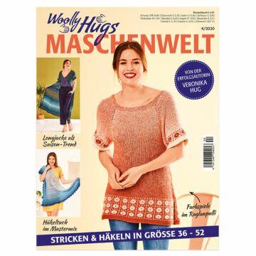 "Heft ""Woolly Hugs - Maschenwelt 04/2020"""