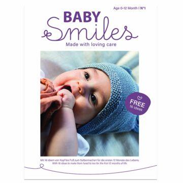 """Lookbook """"Baby Smiles"""" No. 1"""