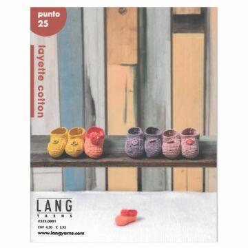 """Heft """"Lang - Baby Cotton"""""""