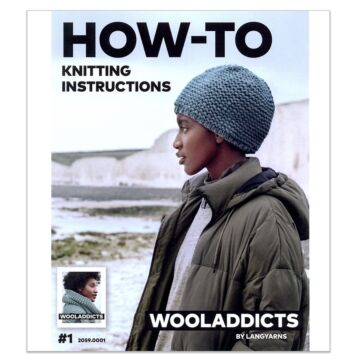 "Heft ""Wooladdicts by Langyarns"""
