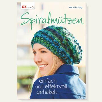 """Buch """"Spiralmützen einfach und effektvoll gehäkelt"""""""