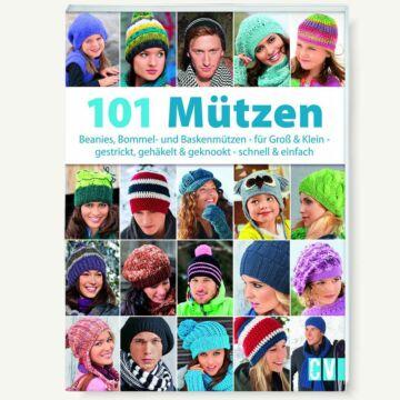 """Buch """"101 Mützen"""""""