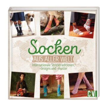 """Buch """"Socken aus aller Welt"""""""