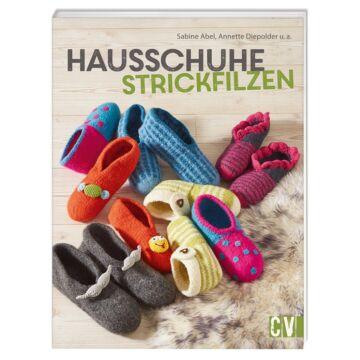 """Buch """"Hausschuhe strickfilzen"""""""