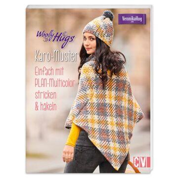 "Buch ""Woolly Hugs Karo-Muster"""