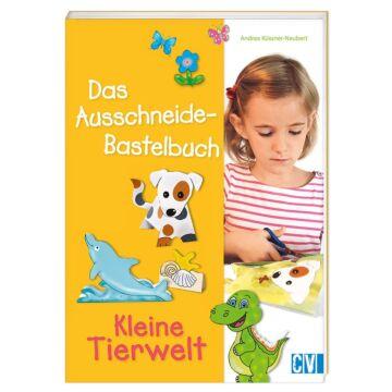 """Das Ausschneide-Bastelbuch """"Kleine Tierwelt"""""""