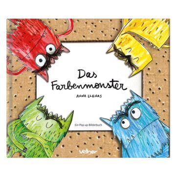 "Buch ""Das Farbmonster"""