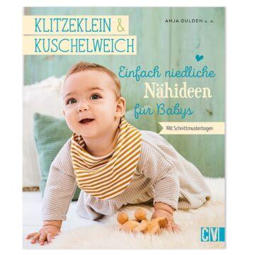 """Buch """"Klitzeklein & Kuschelweich"""""""