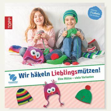 """Buch """"Wir häkeln Lieblingsmützen!"""""""