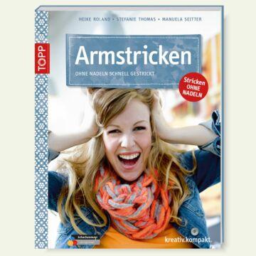 """Buch """"Armstricken"""""""