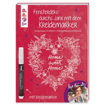 """Buch """"Fensterdeko - Sweet Home"""""""