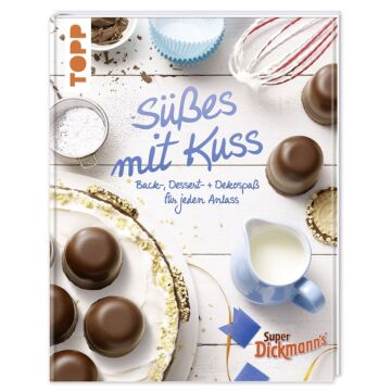 "Buch ""Süßes mit Kuss"""