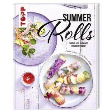 "Buch ""Summer Rolls"""