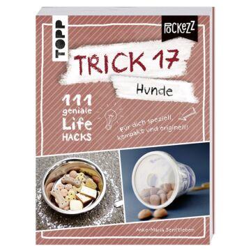 "Buch ""Trick 17 Pockezz Hunde"""