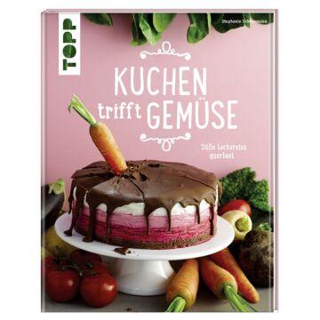 """Buch """"Kuchen trifft Gemüse"""""""