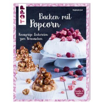 """Buch """"Backen mit Popcorn"""""""