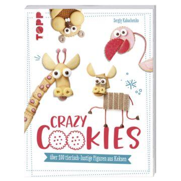 """Buch """"Crazy Cookies"""""""