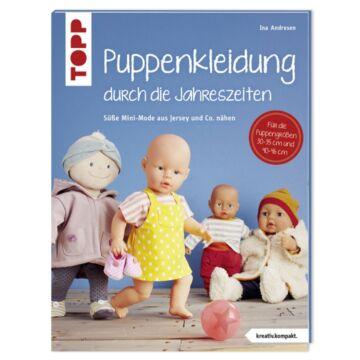 """Buch """"Puppenkleidung nähen"""""""