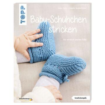 """Buch """"Baby-Schühchen stricken"""""""