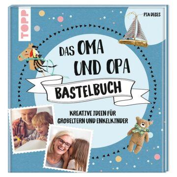 """Buch """"Das Oma & Opa Bastelbuch"""""""