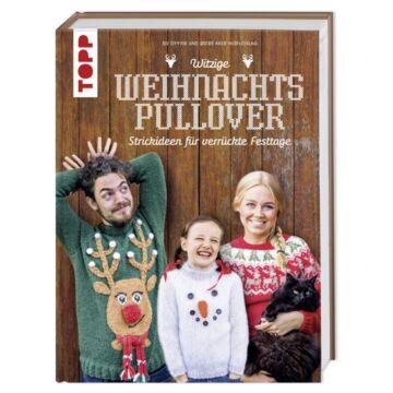 """Buch """"Witzige Weihnachtspullover"""""""