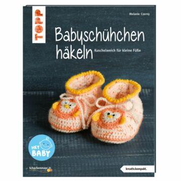 """Buch """"Babyschühchen häkeln"""""""