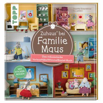 """Buch """"Zuhaus´ bei Familie Maus"""""""
