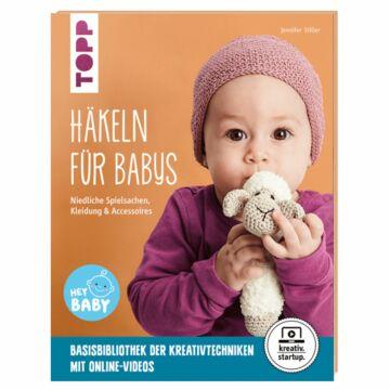 """Buch """"Häkeln für Babys"""""""