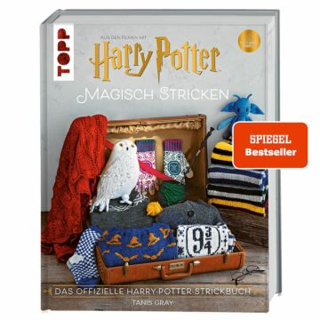 """Buch """"Harry Potter: Magisch stricken"""""""