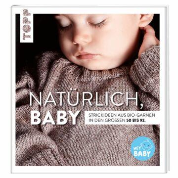 """Buch """"Natürlich Baby Strickideen aus Bio-Garnen """""""