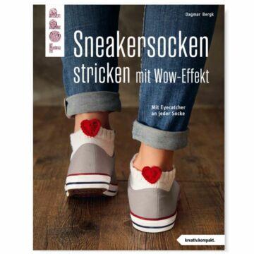 """Buch """"Sneakersocken stricken mit Wow-Effekt"""""""