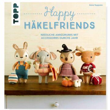 "Buch ""Happy Häkelfriends"""