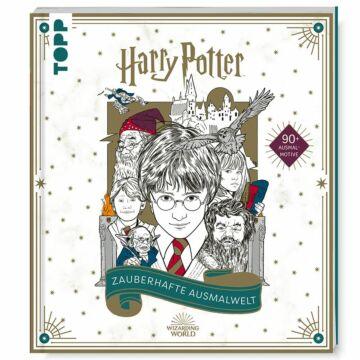 "Buch ""Harry Potter - Zauberhaufte Ausmalwelt"""