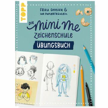 """Buch """"Die Mini Me Zeichenschule - Übungsbuch"""""""