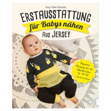 """Buch """"Erstausstattung für Babys nähen - aus Jersey"""""""