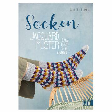 """Buch """"Socken mit Jacquard-Muster - Ganz leicht selbst gestrickt"""""""