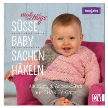 "Buch ""Süße Babysachen häkeln"""