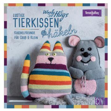 "Buch ""Woolly Hugs - Lustige Tierkissen häkeln"""