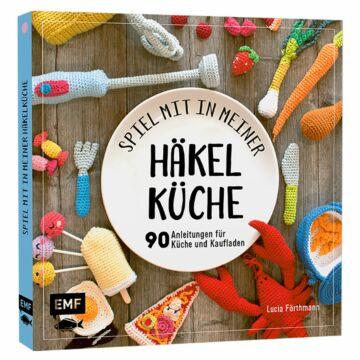 """Buch """"Spiel mit in meiner Häkelküche"""""""