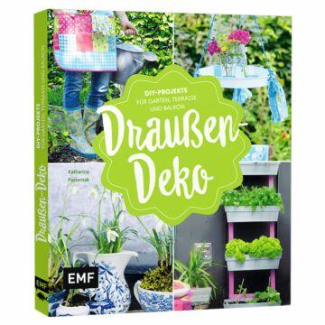 """Buch """"Draußen-Deko"""""""