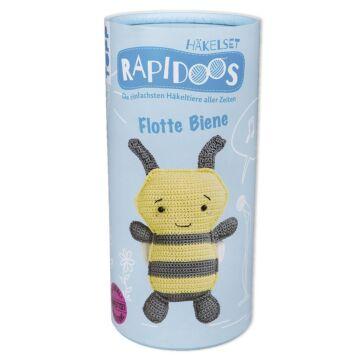 """Häkelset """"Rapidoos Biene"""""""
