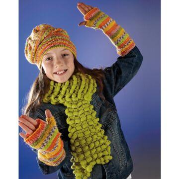 "Kinderarmstulpen ""Feinstrumpf Color"" 751099"